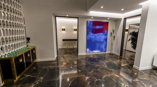 Wejdź i zobacz cały apartament Christiana Greya (FOTO)
