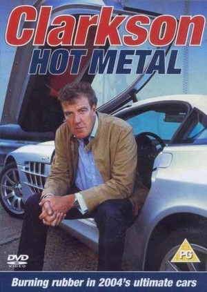 Clarkson bluzga auta