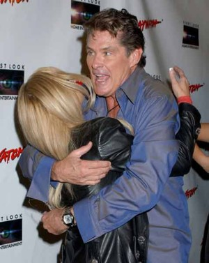 David Hasselhoff w Big Brotherze