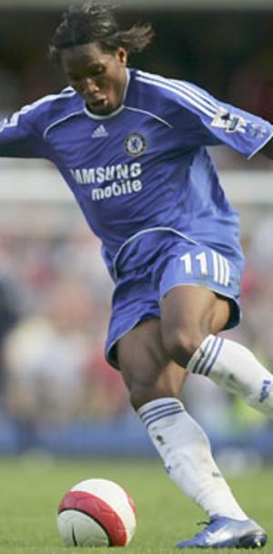 Didier Drogba gwiazdą muzyki