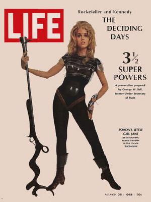 Erotyczna Jane Fonda