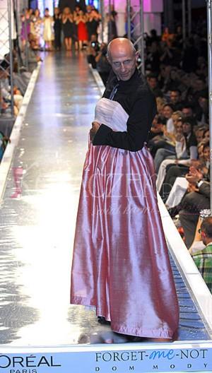Kozłowski w sukience
