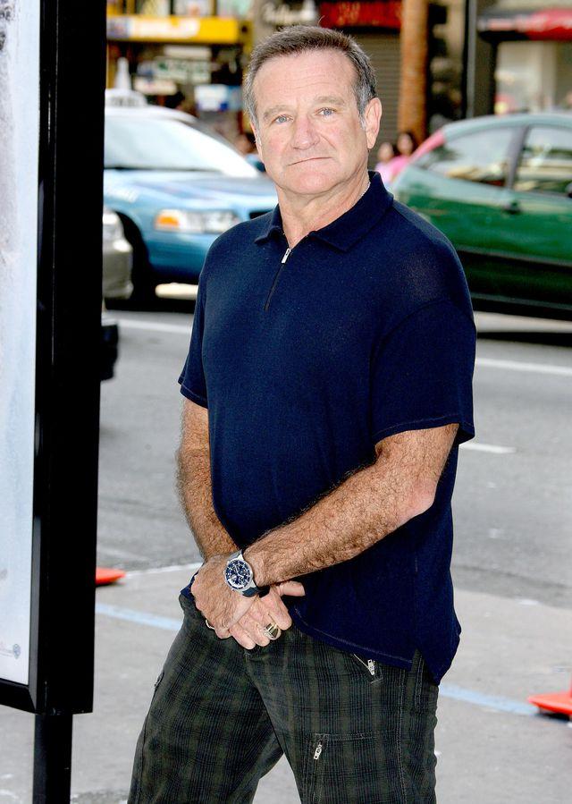 Iza Miko wspomina, jak poznała Robina Williamsa