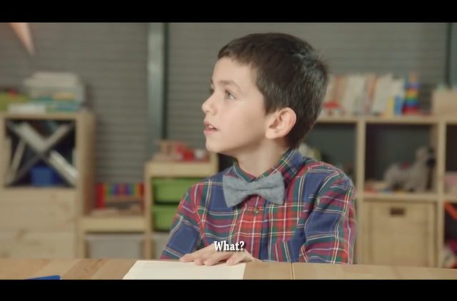 WOW. Ta świąteczna reklama IKEA da rodzicom do myślenia