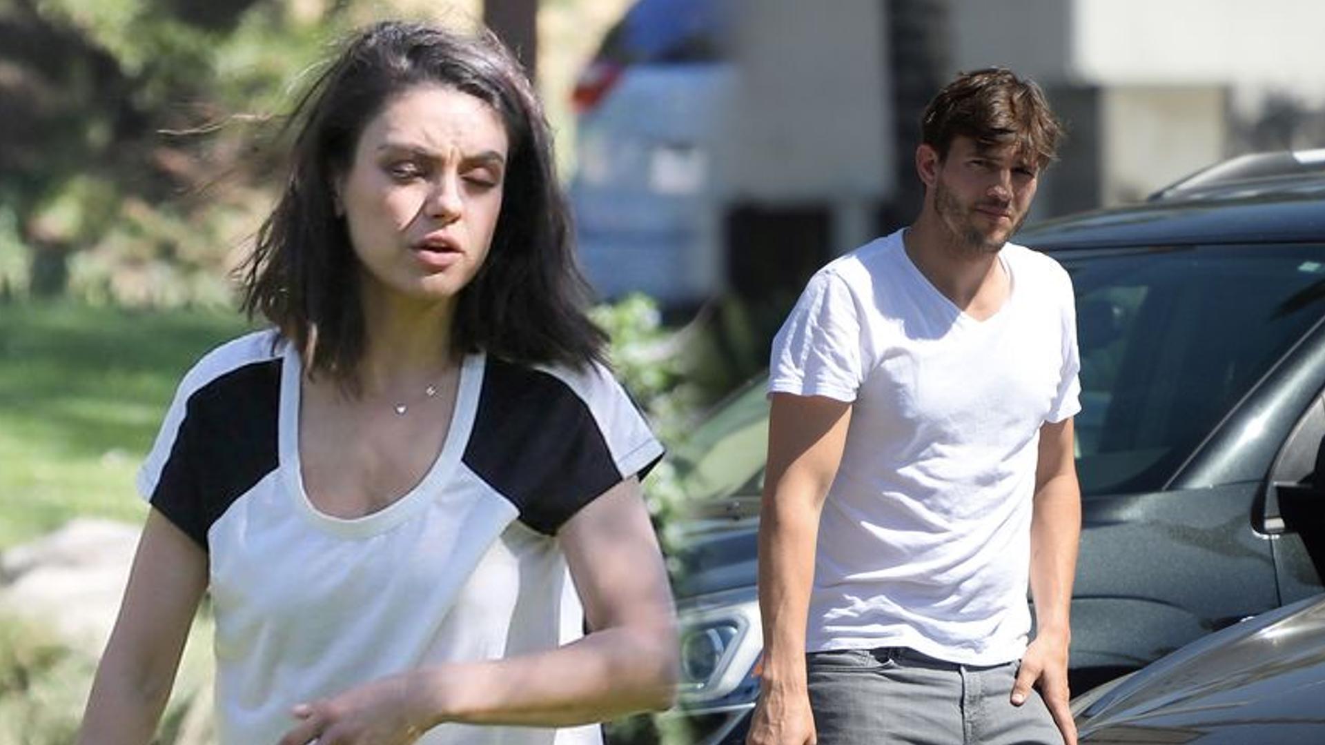Mila Kunis nie wyobraża sobie robić TEGO z Ashtonem Kutcherem!