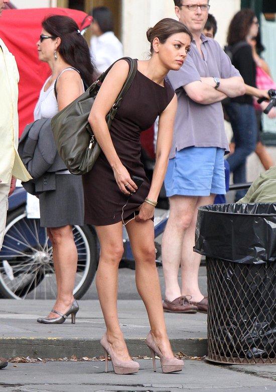 Dior zakończył współracę z Milą Kunis, bo była za gruba?
