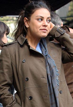 Mila Kunis: Ashton i Demi nigdy nie byli małżeństwem!