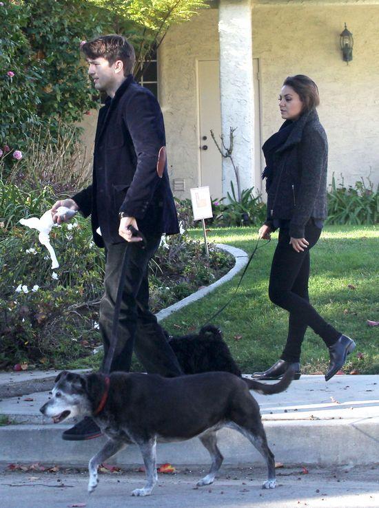 W �yciu Milu Kunis nast�pi� prze�om? (FOTO)