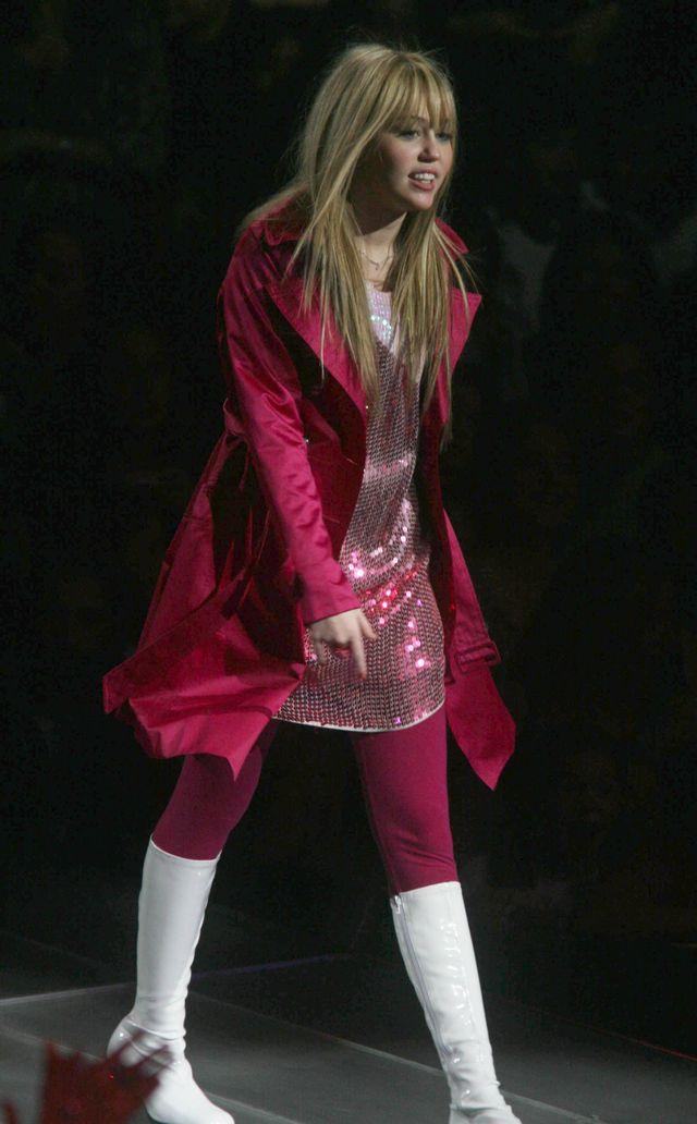 Miley Cyrus KOSZMARNIE wspomina Hannah Montana?