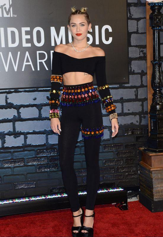 Miley Cyrus: Uczyłam się mody od Marca Jacobsa