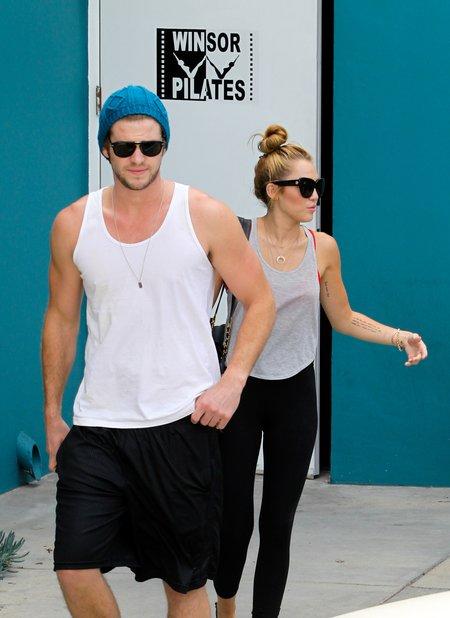 Miley Cyrus: Łapy precz od mojego faceta!