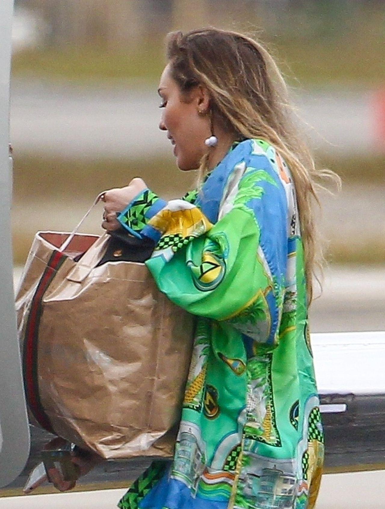 Miley Cyrus ma NOWY tatuaż - jest mały, ale MOCNY