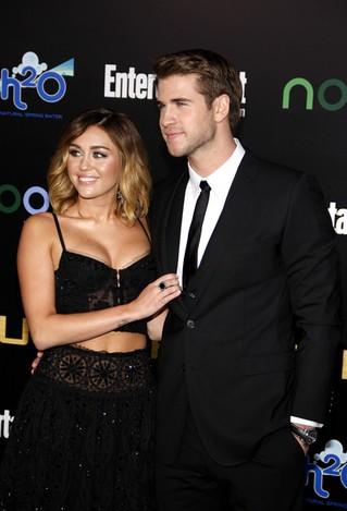 Miley Cyrus i Liam Hemsworth zaręczeni? (FOTO)