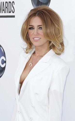 Miley Cyrus zapomniała spodni (FOTO)