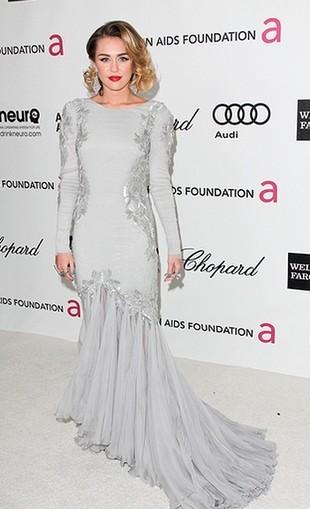 Eleganccy Miley Cyrus i Liam Hemsworth (FOTO)