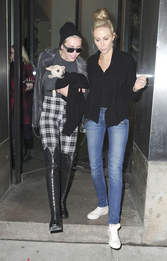 Rodzice Miley Cyrus się rozwodzą