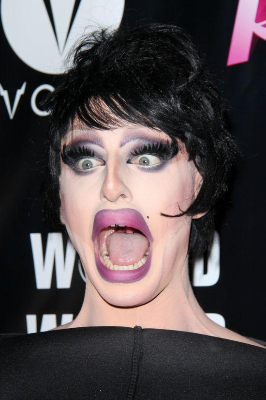 Najciekawsze twarze na imprezie drag gueen (FOTO)