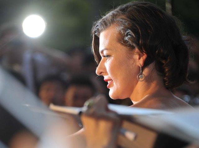 Milla Jovovich na premierze w Tokio (FOTO)
