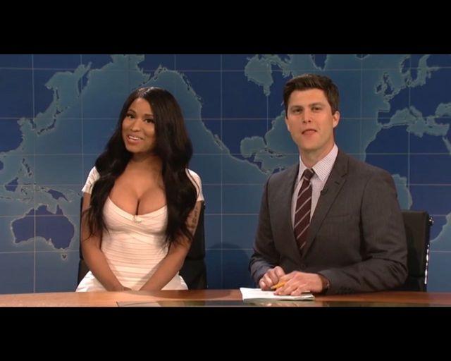 Nicki Minaj nabija się z Kim Kardashian [VIDEO]