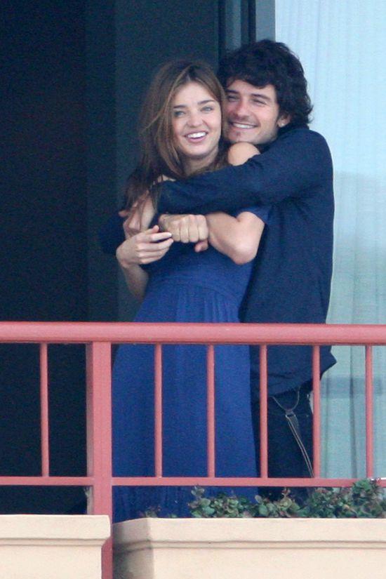 Orlando Bloom o małżeństwie z Mirandą Kerr: Kochamy się