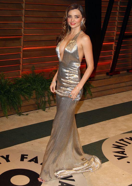 Miranda Kerr pokazała pupę w magazynie GQ