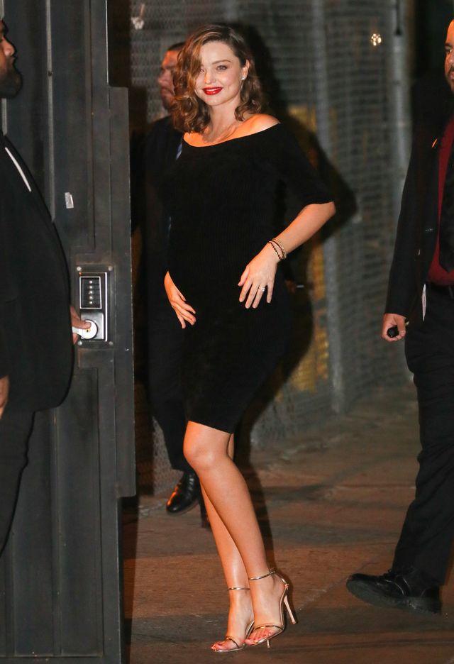 Miranda Kerr ma już duży ciążowy brzuszek (ZDJĘCIA)