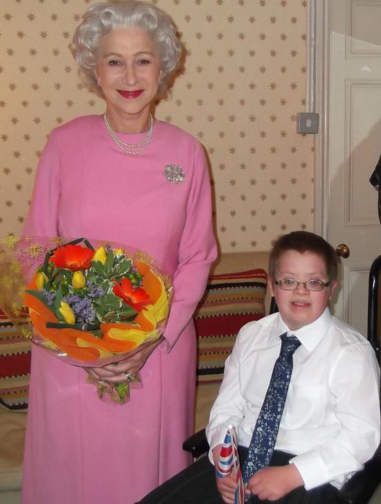 Elżbieta II nie znalazła czasu dla umierającego chłopca