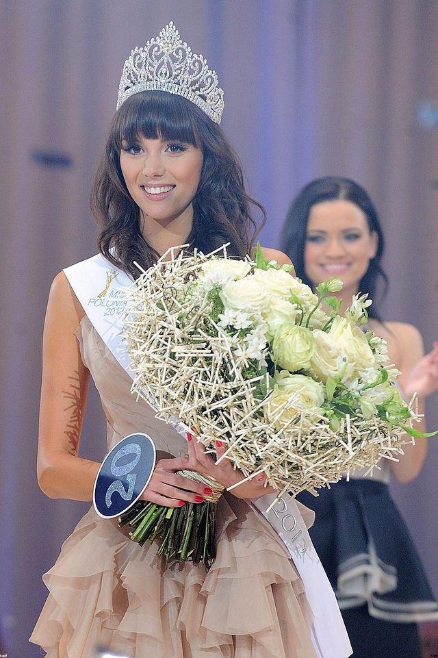 Paulina Krupi�ska wreszcie b�dzie mog�a odda� koron�