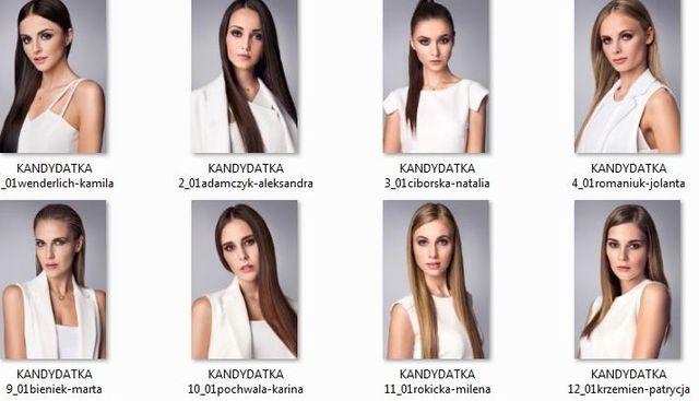 Mamy zdjęcia finalistek Miss Polski (FOTO)