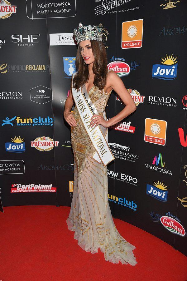 Miss Supranational - relacja z gali (FOTO)