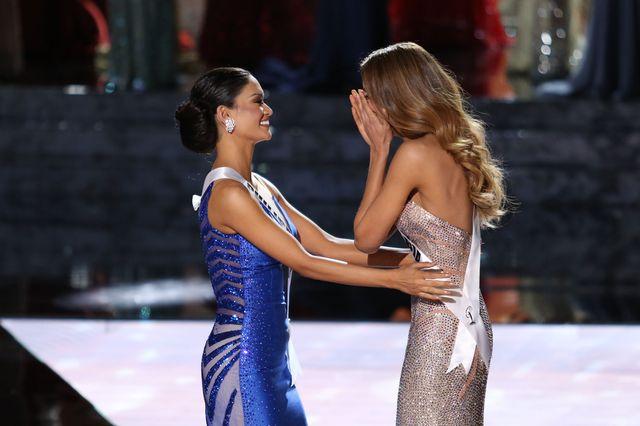Nie uwierzycie, jak Miss Kolumbii skomentowała wpadkę VIDEO