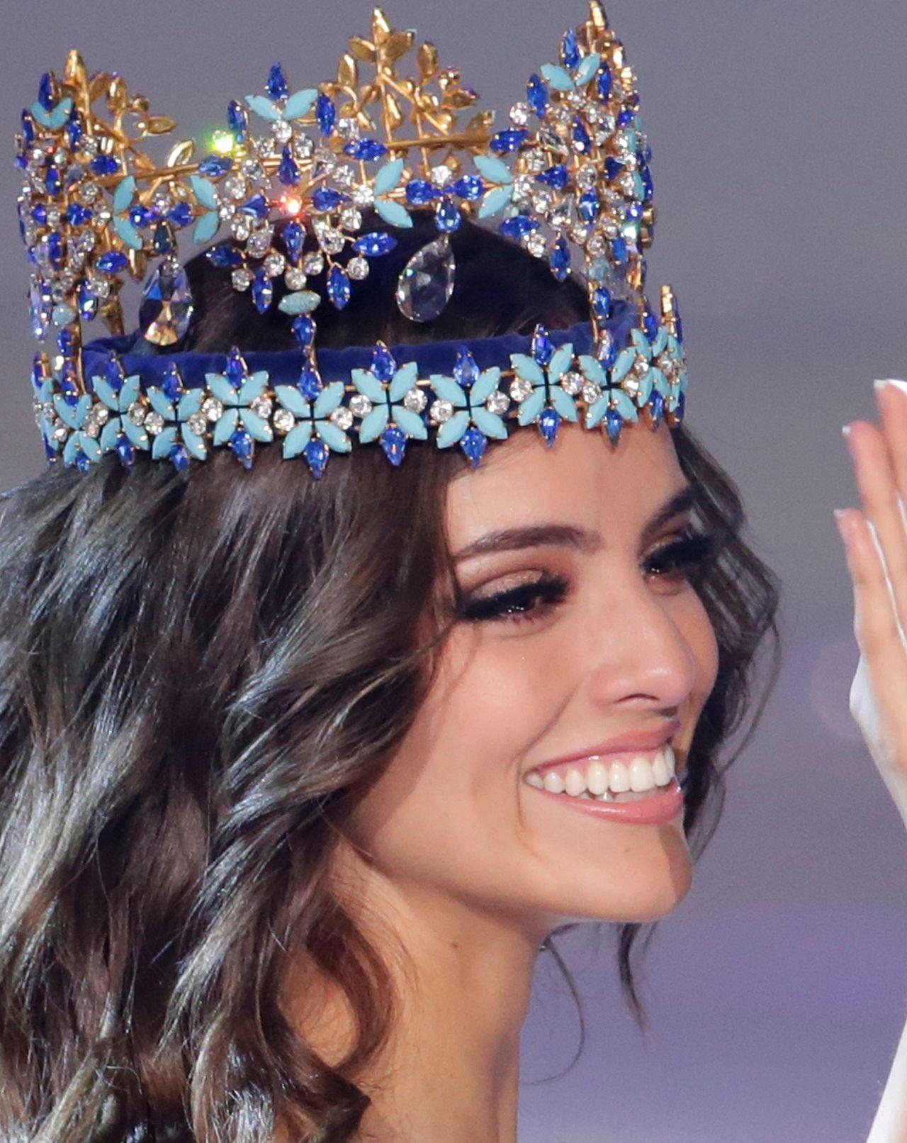 Miss World 2018 została śliczna Miss Meksyku - jak wypadła Agata Biernat? (ZDJĘC