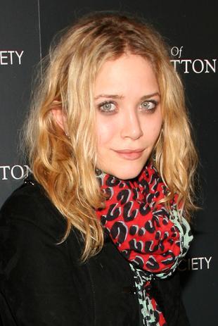 Mary-Kate Olsen wykorzystuje kryzys gospodarczy