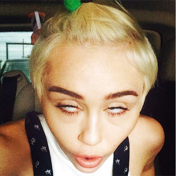 Włamywacze w domu Miley Cyrus!