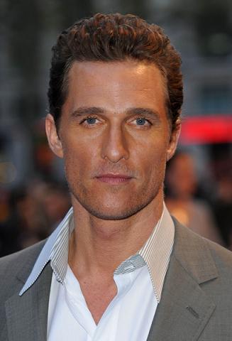 Matthew McConaughey już sprzedaje zdjęcia dziecka
