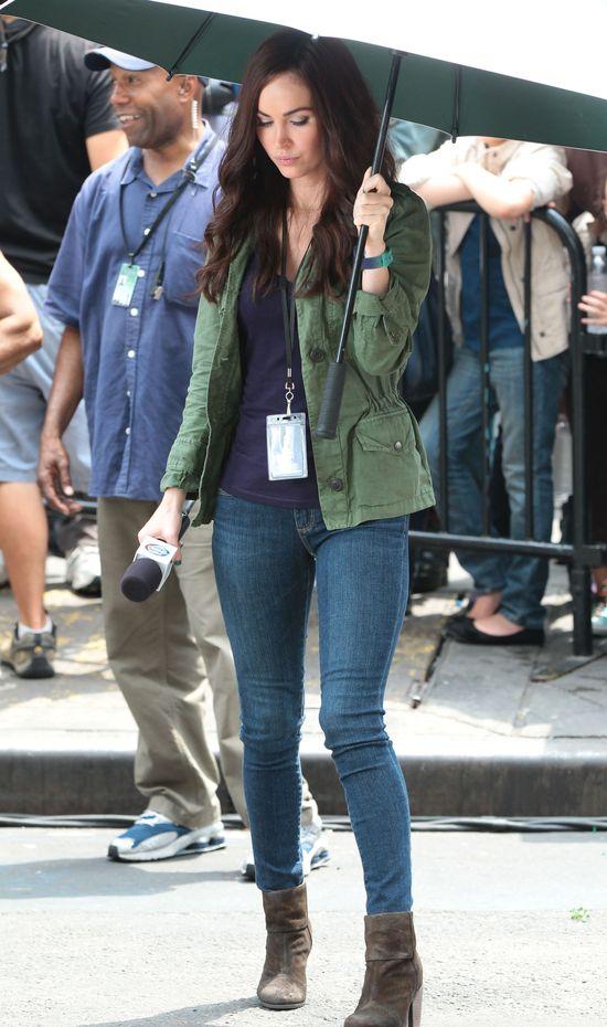 Megan Fox wciąż jak laleczka (FOTO)