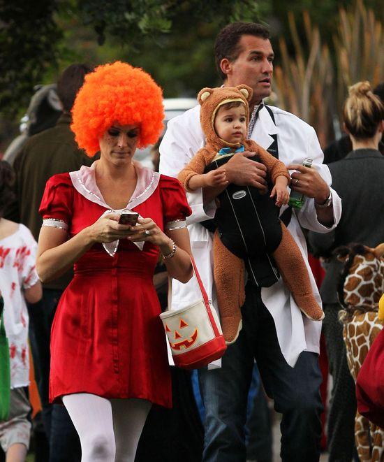 Halloween - tym razem rodzinnie (FOTO)