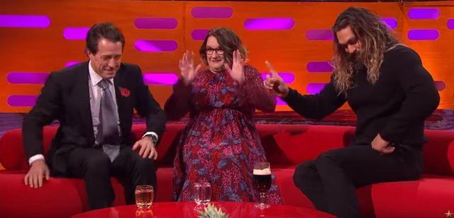 Jak Jason Momoa mówi w języku Dothraki do kobiety... (VIDEO)