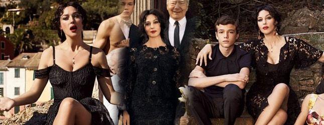 Monica Bellucci dla Dolce & Gabbana (FOTO)