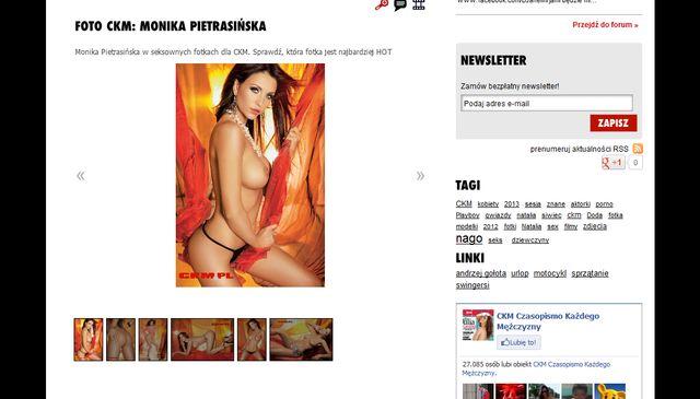 Monika Pietrasińska zagra w serialu  (FOTO)