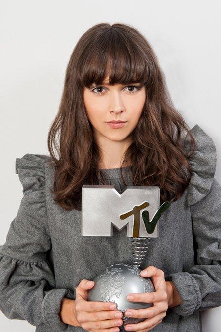 Monika Brodka Najlepszym Polskim Wykonawcą MTV EMA 2012