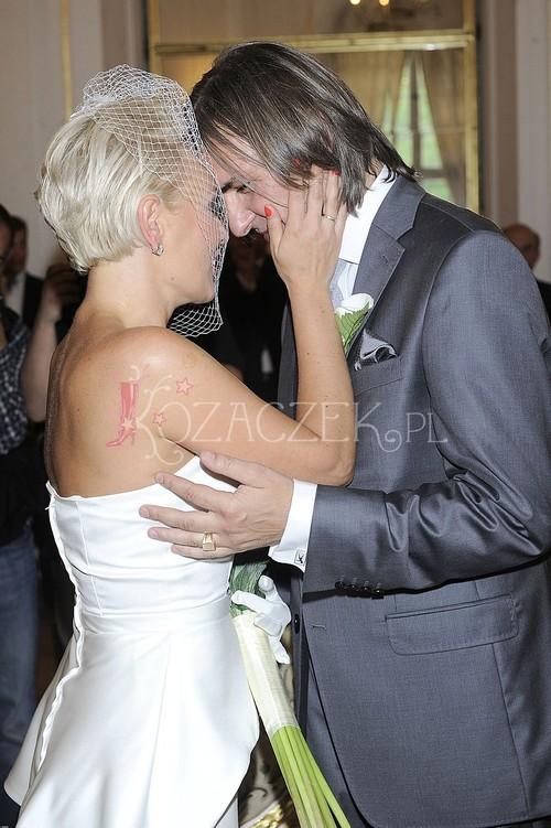 Monika Jarosińska wyszła za mąż! (FOTO)