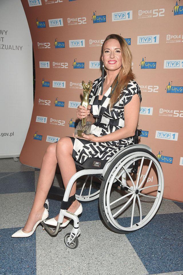 11 lat od wypadku Monika Kuszyńska stanęła na własnych nogach