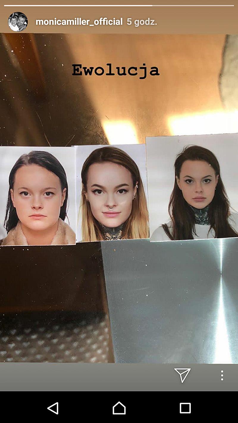 Monika Miller pokazała STARE zdjęcie - SZOK, jak się zmieniła!
