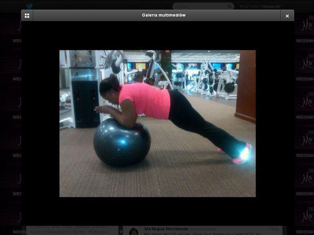 Mo'Nique schudła 36 kilogramów (FOTO)
