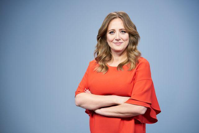Katarzyna Montgomery została prowadzącą talk-show, The Story Of My Life