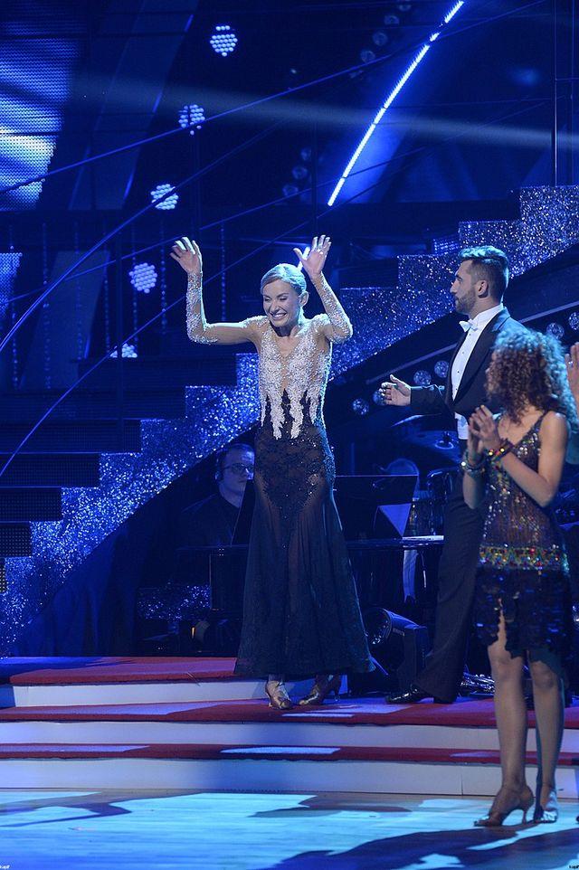 Joanna Moro rzuciła Maseraka na podłogę [VIDEO]