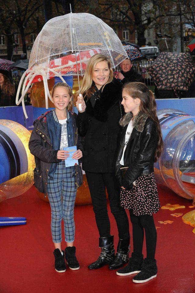 Córka Kate Moss z mamą na premierze (FOTO)