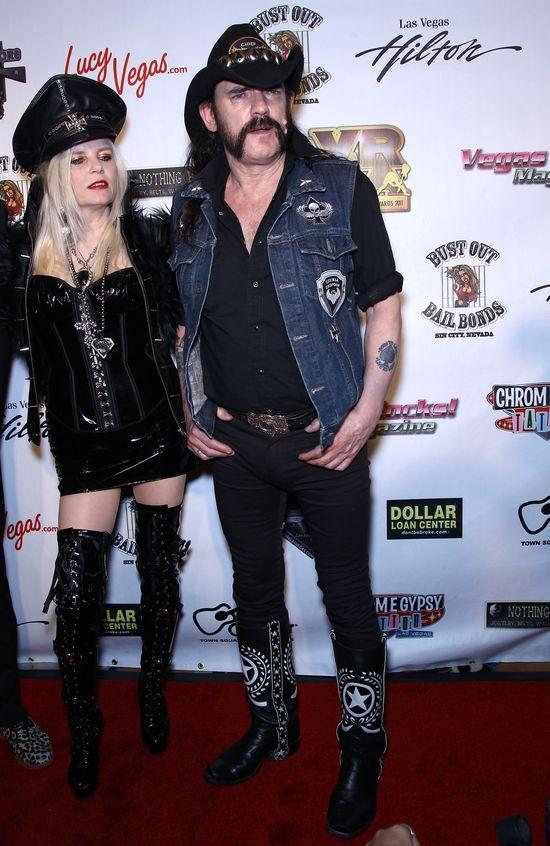 Lemmy Kilmister -lider Motorhead- nie żyje