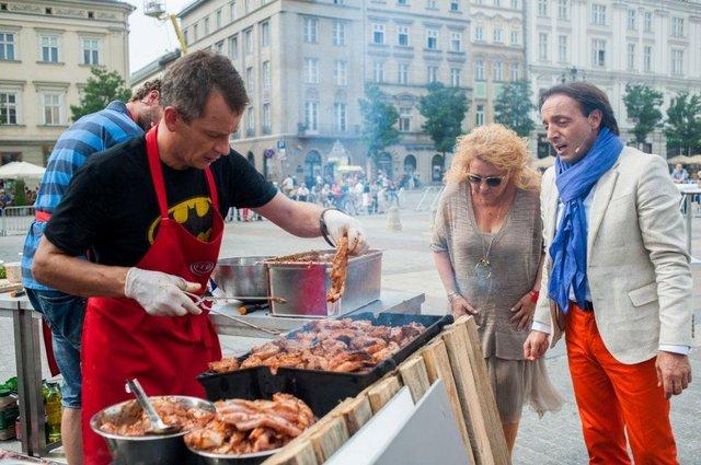 Dziś MasterChef na krakowskim Rynku (FOTO)